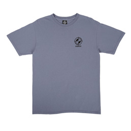 Powers NC-17 Tee - Blue Stone