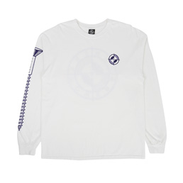Powers Registration LS Tee - White