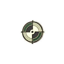 Powers Target Pin