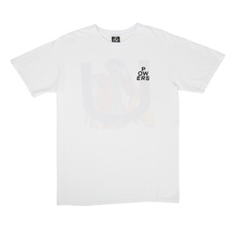 Powers WG Srew U Tee - White