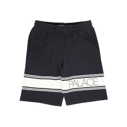 Palace Marina Stripe Pique Shorts Navy/ White