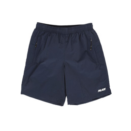 Palace Yangang Shell Shorts Navy/ White