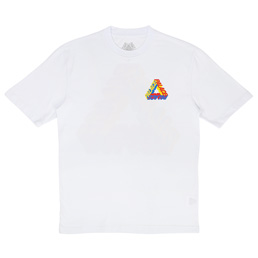 Palace P-3D T-Shirt White