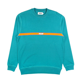 Palace 320 Lines Crew Green