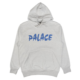 Palace Palazer Hooded Sweatshirt Grey