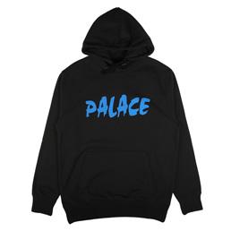 Palace Palazer Hooded Sweatshirt Black