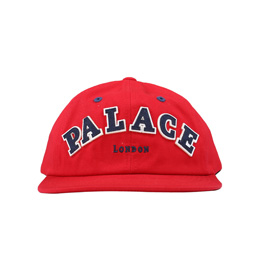 Palace Thinking Cap Red