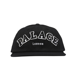 Palace Thinking Cap Black