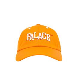 Palace Pal Boy 6-Panel Hat Orange