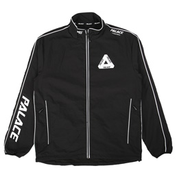 Palace Pipe Down G Suit Jacket Black/White
