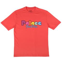 Palace Fun T-Shirt Light Red
