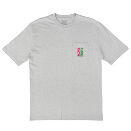 Palace P(ISS) Head T-Shirt Grey Marle