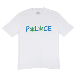Palace PWALWCE T-Shirt White