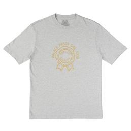 Palace Small Portion T-Shirt Grey Marle