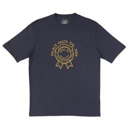 Palace Small Portion T-Shirt Navy