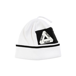 Palace Pocket Beanie - White