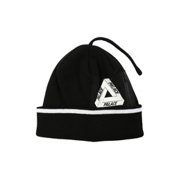 Palace Pocket Beanie - Black