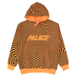 Palace Vertigo Hood Orange