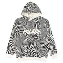 Palace Vertigo Hood White
