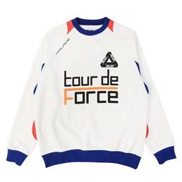 Palace Tour de Force Crew White