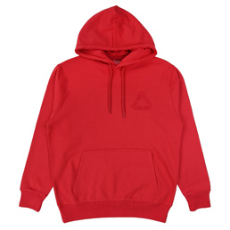 Palace DE Boss P3 Hood - Dark Red