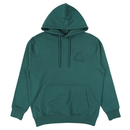 Palace DE Boss P3 Hood - Dark Green