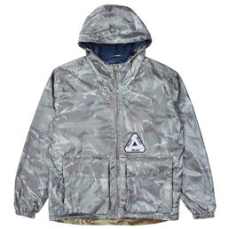 Palace P-Stealth Jacket - Blue Camo