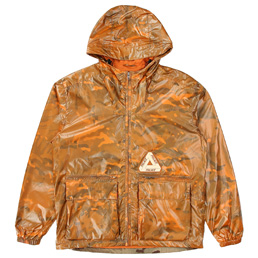 Palace P-Stealth Jacket - Orange Camo