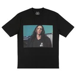 Palace Wise Up T-Shirt Black