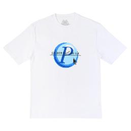 Palace Log On T-Shirt White