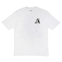 Palace U Figure T-Shirt - White