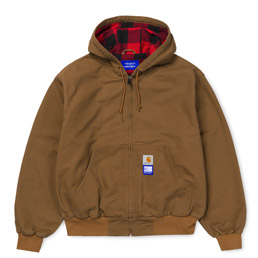 Carhartt x Paccbet Active Jacket - Hamilton Brown