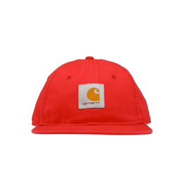Carhartt x Paccbet Cap - Red/Black