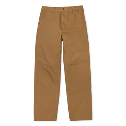 Carhartt x Paccbet Double Knee Pant - Ham Brown R