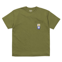 Carhartt x Paccbet Pocket T-Shirt - Khaki