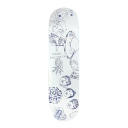 "PACCBET Alien P Skateboard 8.3"""