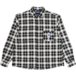 PACCBET Flannel Shirt Black