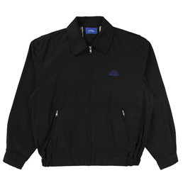 PACCBET Embroidered Logo Jacket Black