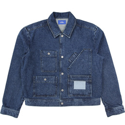 PACCBET Denim Jacket Blue