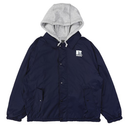PACCBET Reversible Woven Jacket Navy