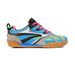 PACCBET Hybrid Squash Shoe Blue/ Green