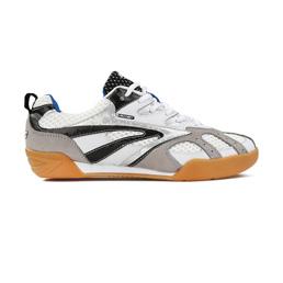 PACCBET Hybrid Squash Shoe White/ Blue