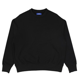 PACCBET Logo Embroidered Sweatshirt Black