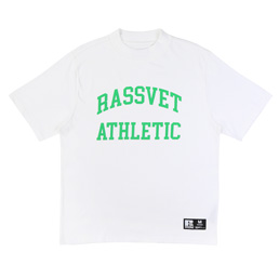 PACCBET Printed T-Shirt White