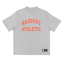 PACCBET Printed T-Shirt Grey