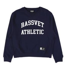 PACCBET Printed Sweatshirt Navy