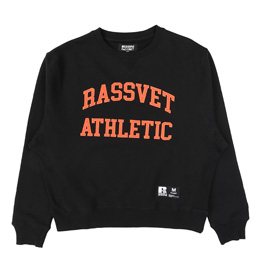 PACCBET Printed Sweatshirt Black