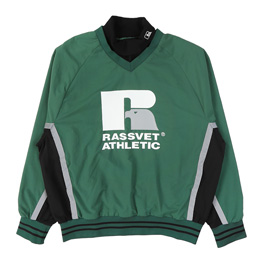 PACCBET Roll-Neck Sweatshirt Green
