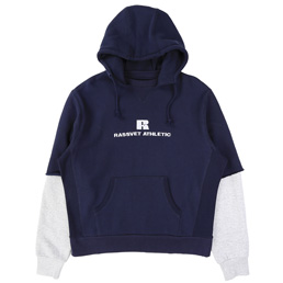 PACCBET Hooded Sweatshirt Navy