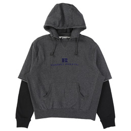 PACCBET Hooded Sweatshirt Grey